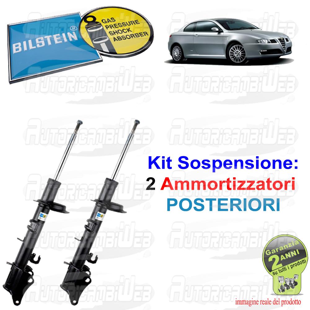 2 AMMORTIZZATORI ANTERIORI BILSTEIN ALFA ROMEO 147 156 GT TUTTI I MODELLI